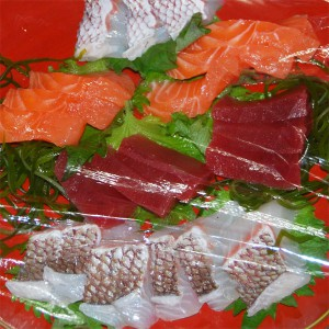 20141220Party-sashimi